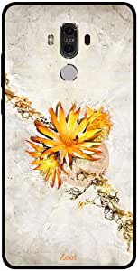 Huawei Mate 9 Case Cover Flower Splash, Zoot Designer Phone Covers
