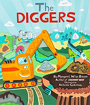 book cover of The Diggers