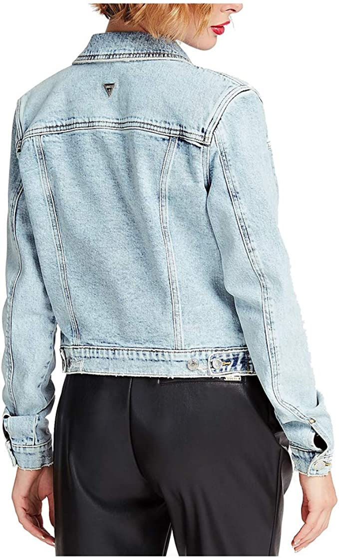 Only Shorts Pema Donna Medium Blue Denim con Coulisse 15177548