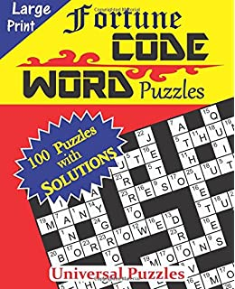 fortune codeword puzzles volume 1