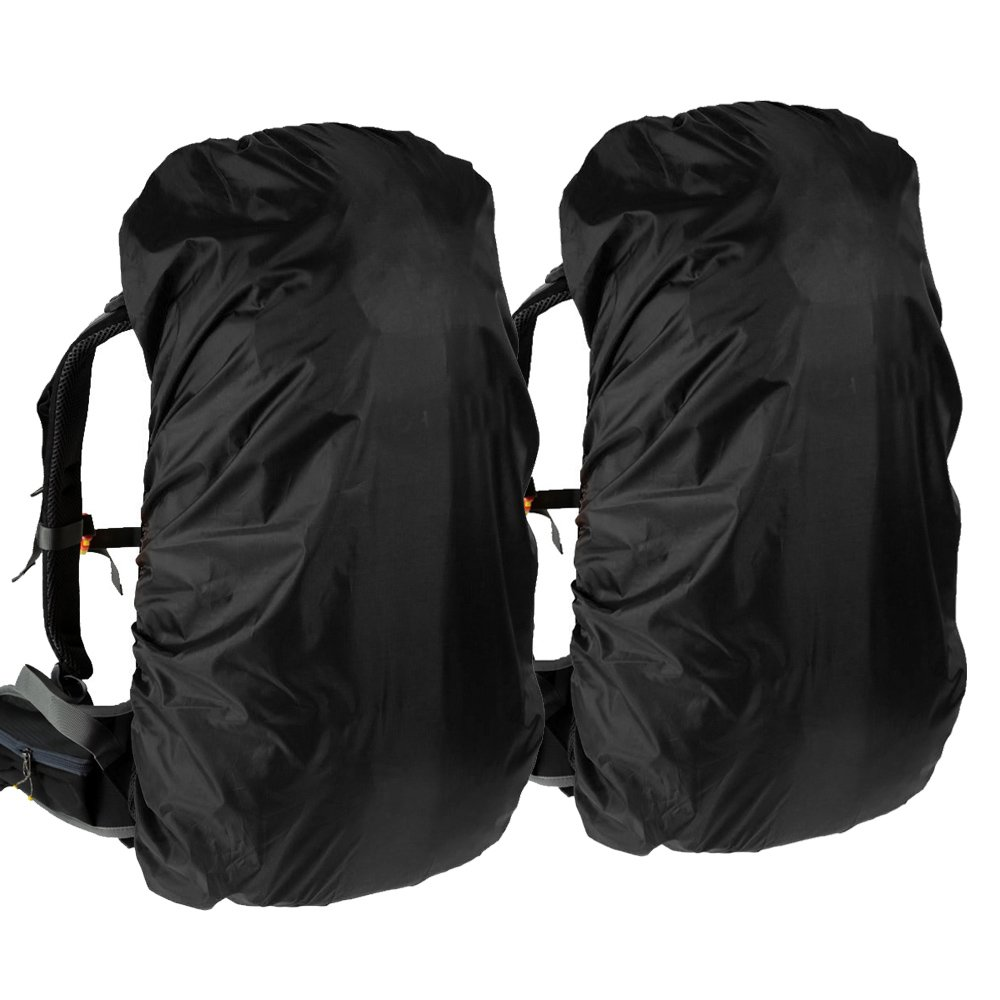 Waterproof Backpack Rain Cover with Reflective Strip for 40L-55L Backpack UWND
