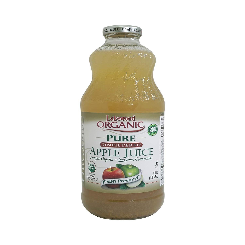 Lakewood, Organic Pure Apple Juice, 32 oz
