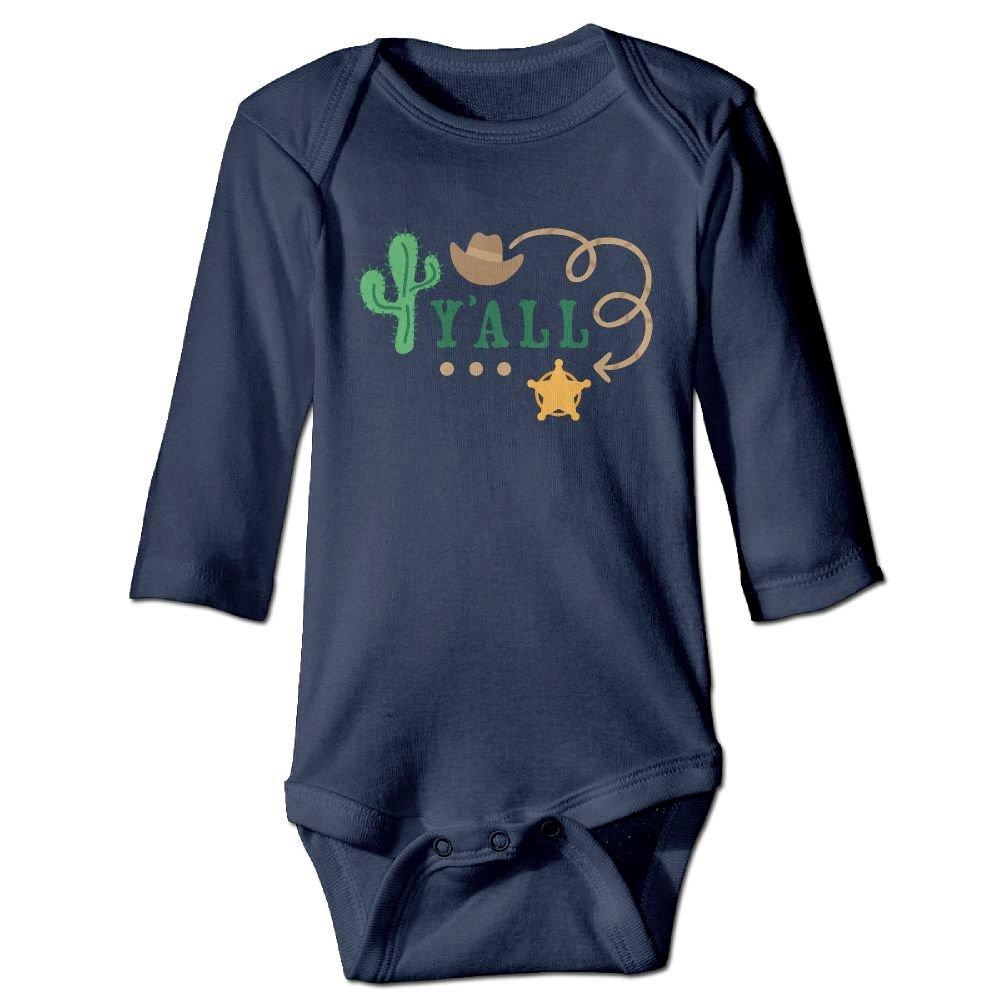Midbeauty Yall West Feel Newborn Cotton Jumpsuit Romper Bodysuit Onesies Infant Boy Girl Clothes