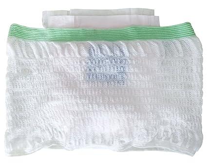 Ropa interior de malla desechable Incontinencia Maternidad pantalones de higiene femenina