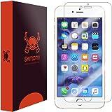iPhone 7 Plus Screen Protector , Skinomi TechSkin Full Coverage Screen Protector for iPhone 7 Plus Clear HD Anti-Bubble Film - with