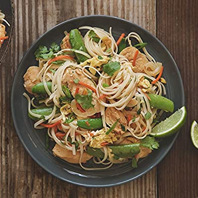 Weeknight Chicken Pad Thai by Chef'd Partner Melissa d'Arabian