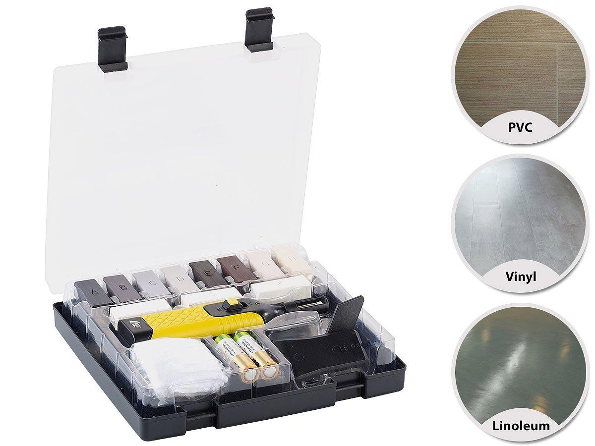 Fußboden Aus Kunststoff ~ Agt kunststoff reparaturset reparatur set wrs pvl für