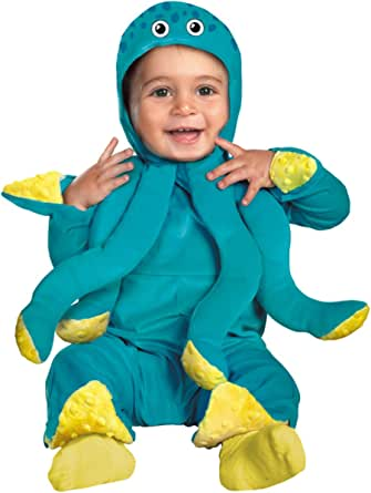 Disguise Infant Octopus Costume