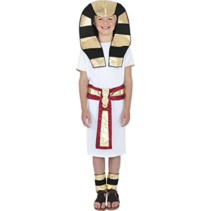 Traje de faraón egipcio disfraz época Egipto vestuario ...