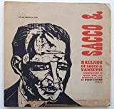 img - for Ballads of Sacco and Vanzetti Commissioned By Moses Asch- 1945, Composed & Sung By Woody Guthrie- 1946-47 book / textbook / text book