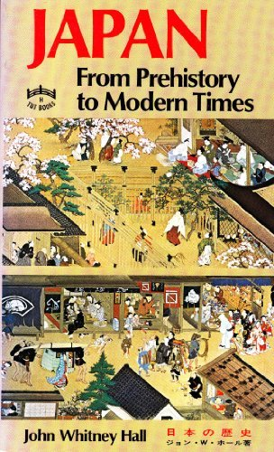 Japan: From Prehistory to Modern Times