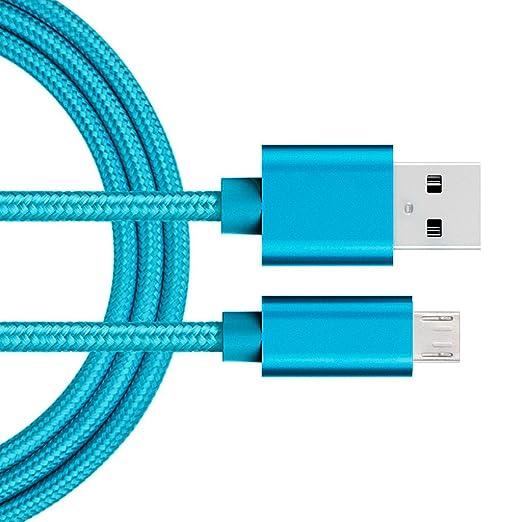9 opinioni per 3 metro Cavo Micro USB , iMusi cavo Intrecciato in Nylon con connettore