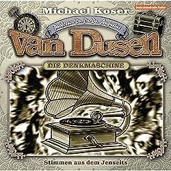 Stimmen aus dem Jenseits (Professor van Dusen 12)