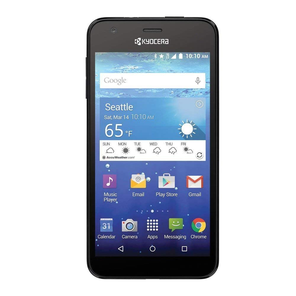 Kyocera Hydro Wave C-6740 4G LTE Smartphone (Simply Prepaid T-Mobile)
