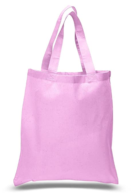 Amazon.com: Durable 100% bolsa de algodón Swag Art Craft de ...