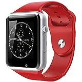 Amazon.com: EasySMX DZ09 Bluetooth Smart Watch Phone ...