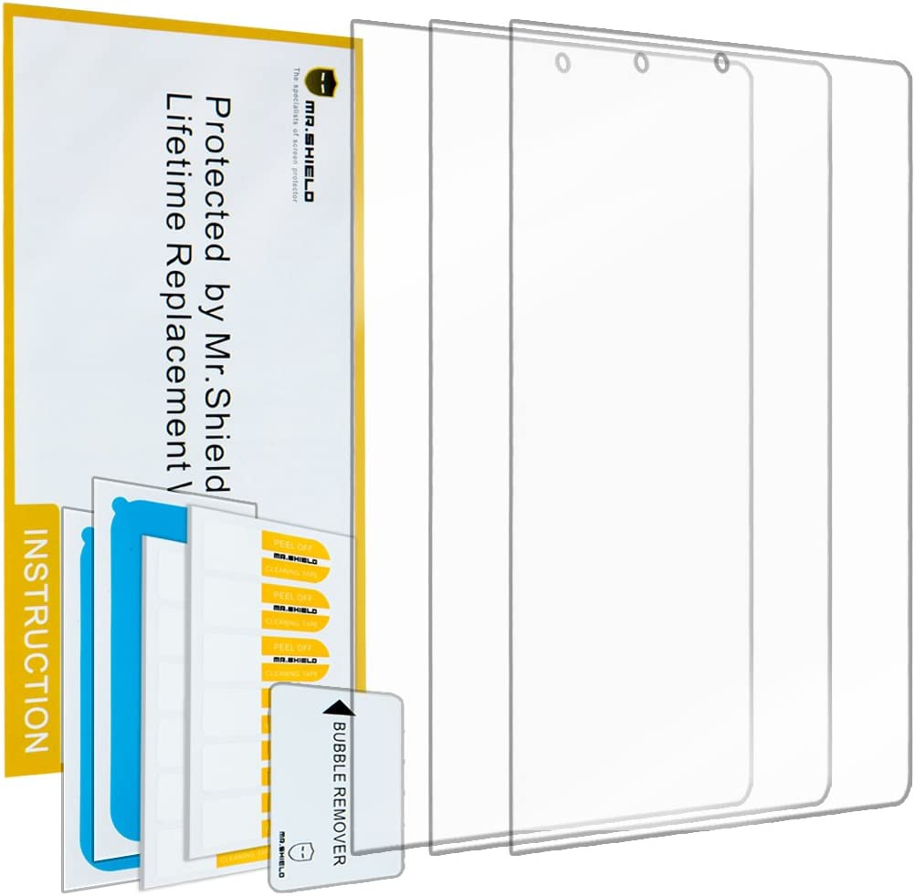 Mr.Shield For LenovoYogaTab3Pro10.110Inch Anti-glare Screen Protector [3-PACK] with Lifetime Replacement
