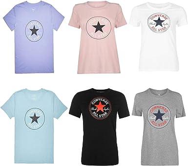 T shirt femme Logo Converse