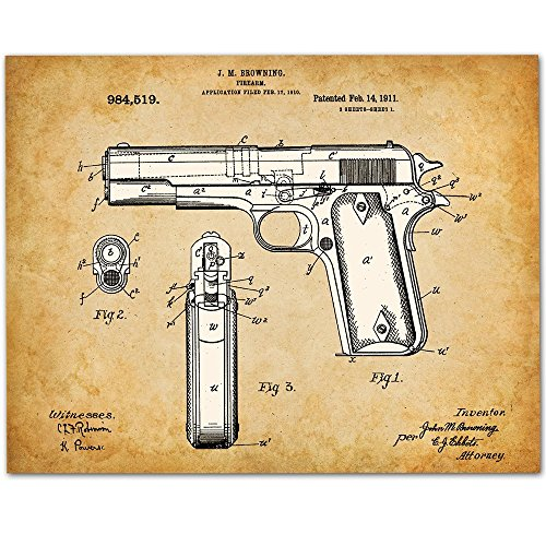 1911-colt-45-patent-11x14-unframed-patent-print