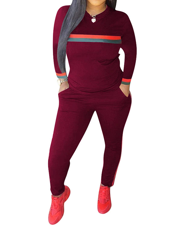IIF Womens 2 PCS Plus Size Tracksuit Sets Hoodie Sweatshirt and Jogging Sweatpants Suit Zipper up Sweatsuits Outfits