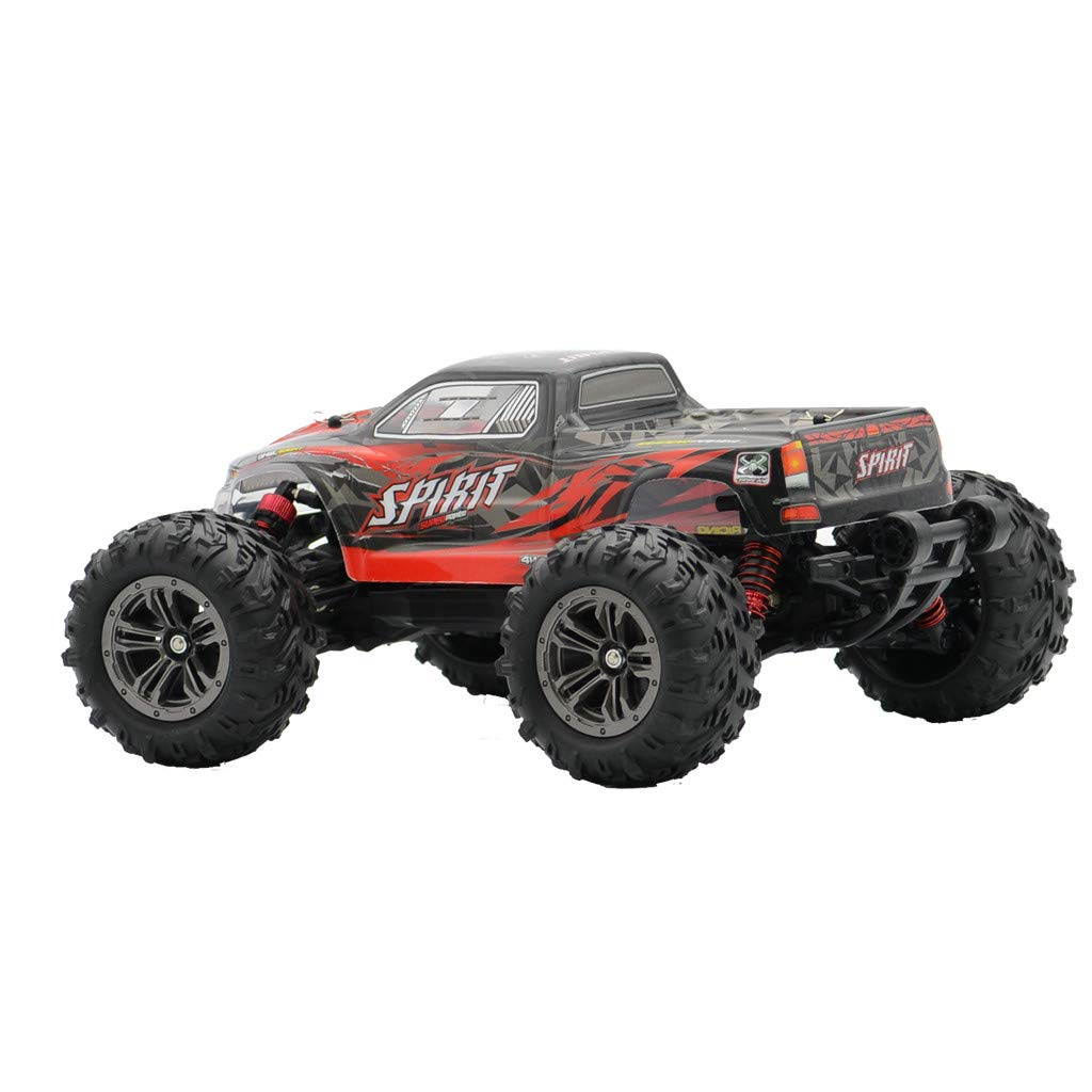 RC Cars for Kids/Adults Fast, Q901 Brushless 2.4G 1:16 4WD 52km/h High-Speed Off-Road Monster Truck RC Car RTR (Red) by Kids Toys by Goodtrade8 (Image #2)