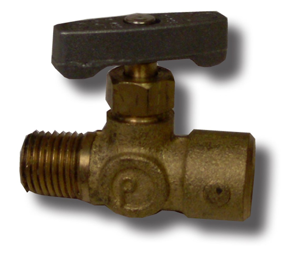 King Kooker 00501 Brass Needle Valve