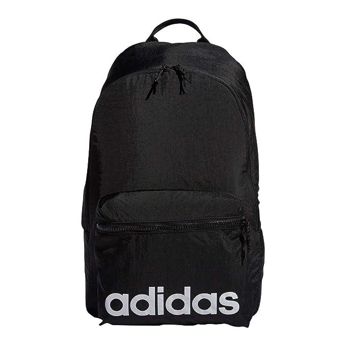 989b782aca adidas G Bp Daily, Zaino Donna, Nero (Negro/Blanco), 36x24x45 ...