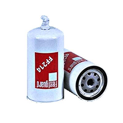 FF214 Fleetguard Fuel Filter Water Separator for Gehl Skidloaders Skid Steers: Automotive