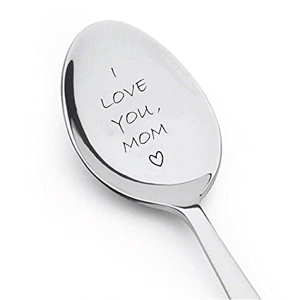 Amazon I Love You Mom Spoon