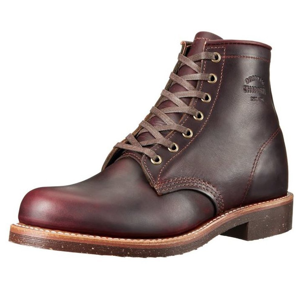 Chippewa 1901 6 Utility Boots - Handgearbeitete Herren Leder Boots  40 EU / 7 US|1901m25