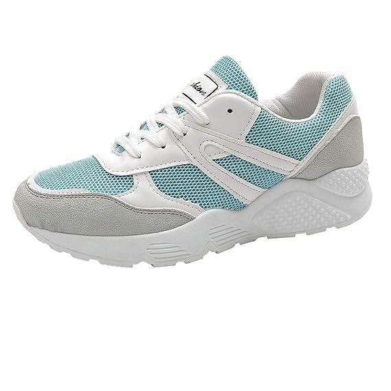 Darringls_Zapatos de Invierno Mujer,Zapatos para Correr En Montaña Asfalto Aire Libre Deportes Casual de Calzado Deportivo: Amazon.es: Ropa y accesorios