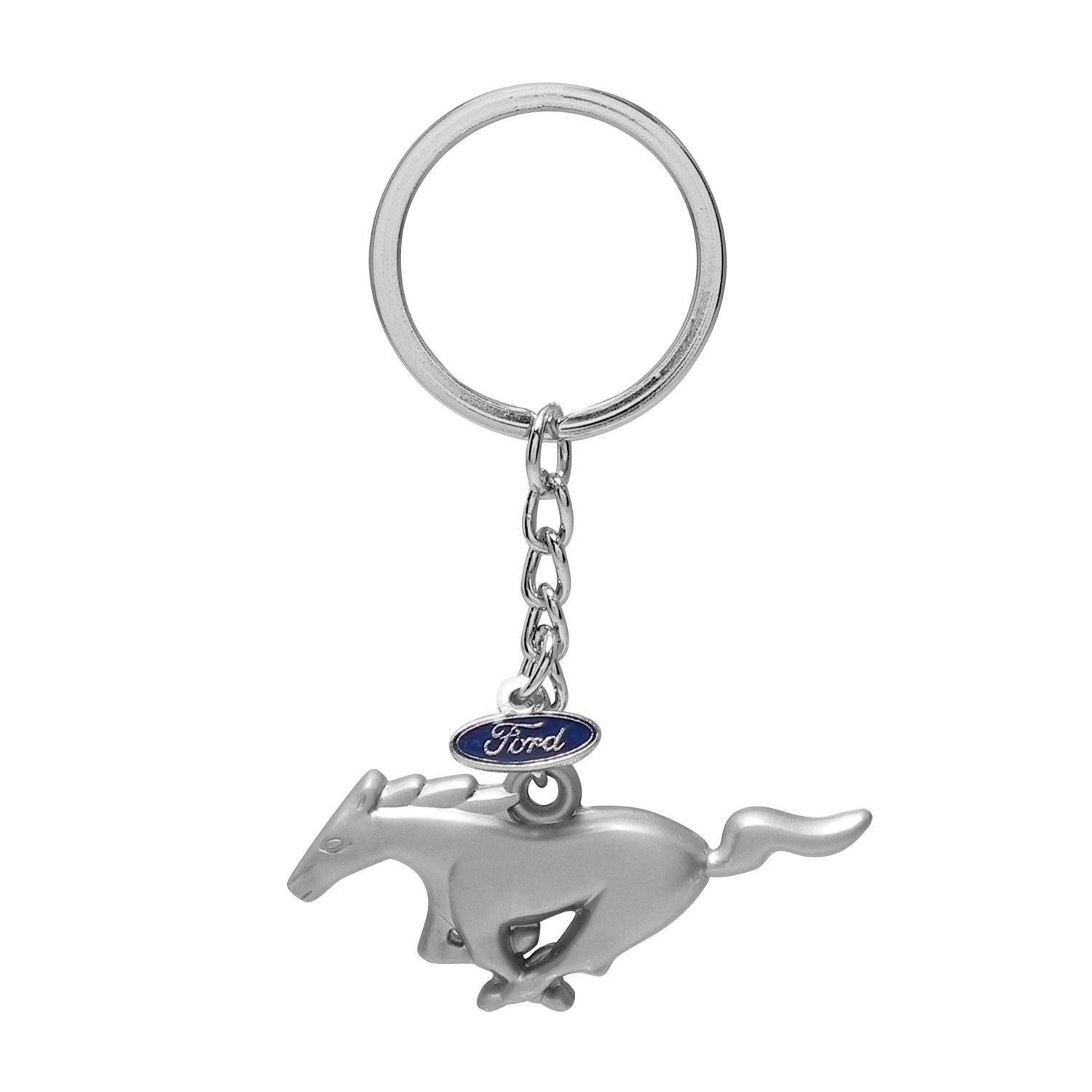 Ford Mustang 3D Pony Shape Key Chain