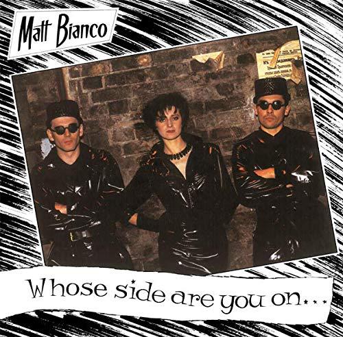 Amazon.com: Matt Bianco - Whose Side Are You On ? - WEA - 249 319-0: Music