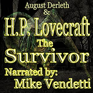 The Survivor Audiobook