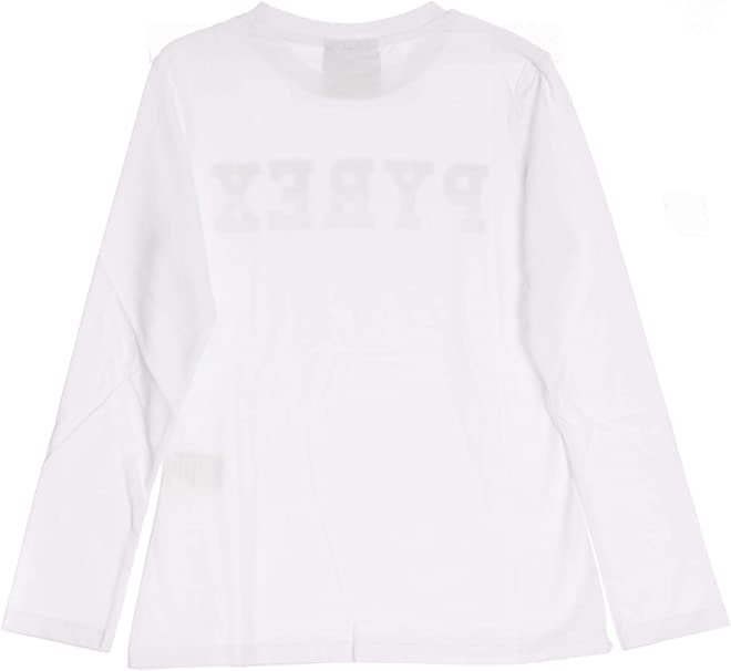 PYREX KIDS Maglia Manica Lunga Black And White