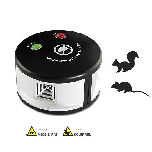 50 opinioni per VENSMILE Scaccia Topi E Ratti A Ultrasuoni Ratto Mouse Scoiattolo Per Tutta La