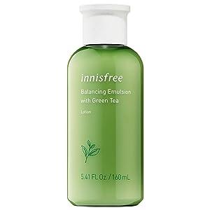 Innisfree Green Tea Moisture Balancing Emulsion