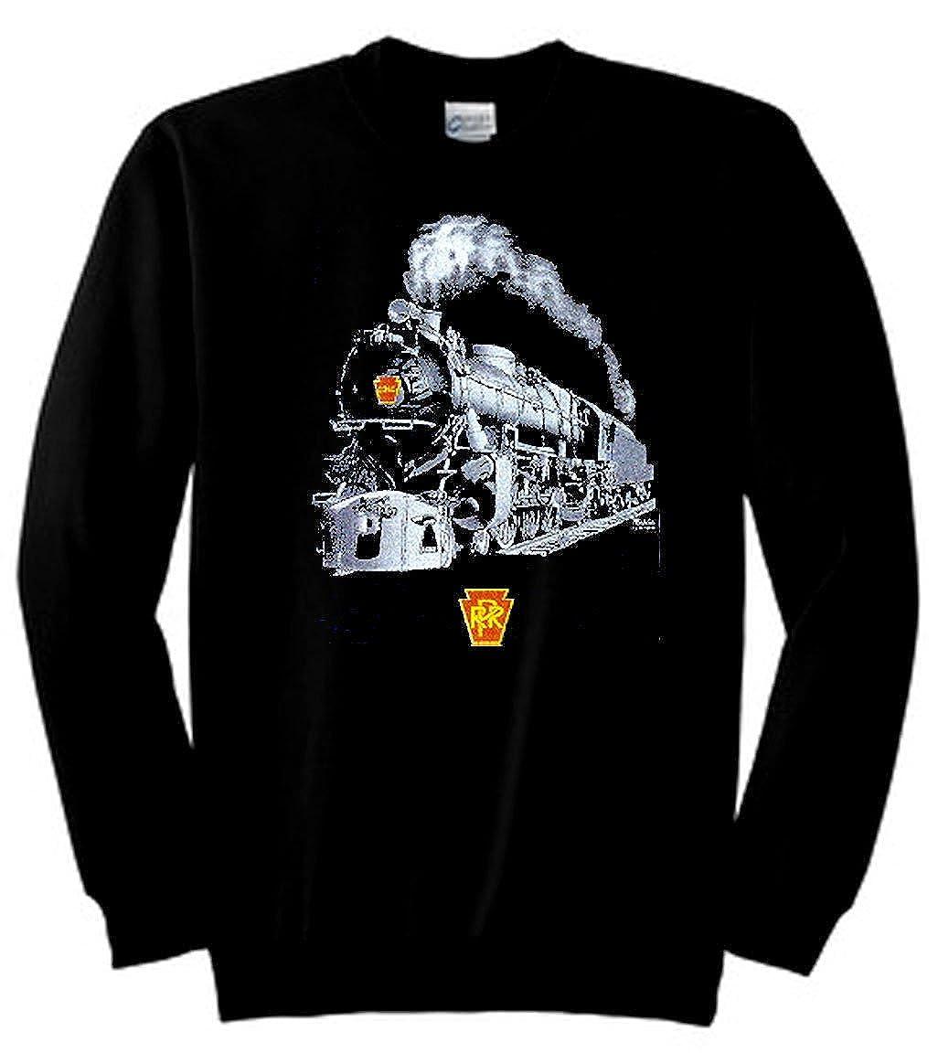 Pennsylvania Railroad K4 1361 Authentic Railroad Sweatshirt [139g]