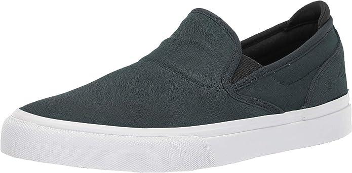 Emerica Wino G6 Slip-On Sneakers Herren Grün/Weiß