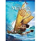 Moana (DVD 2016) Comedy, Family, Animation YammaMarket
