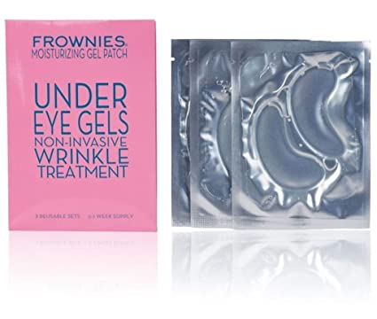 Parches de gel de colágeno Under Eyes de Frownies contra ...