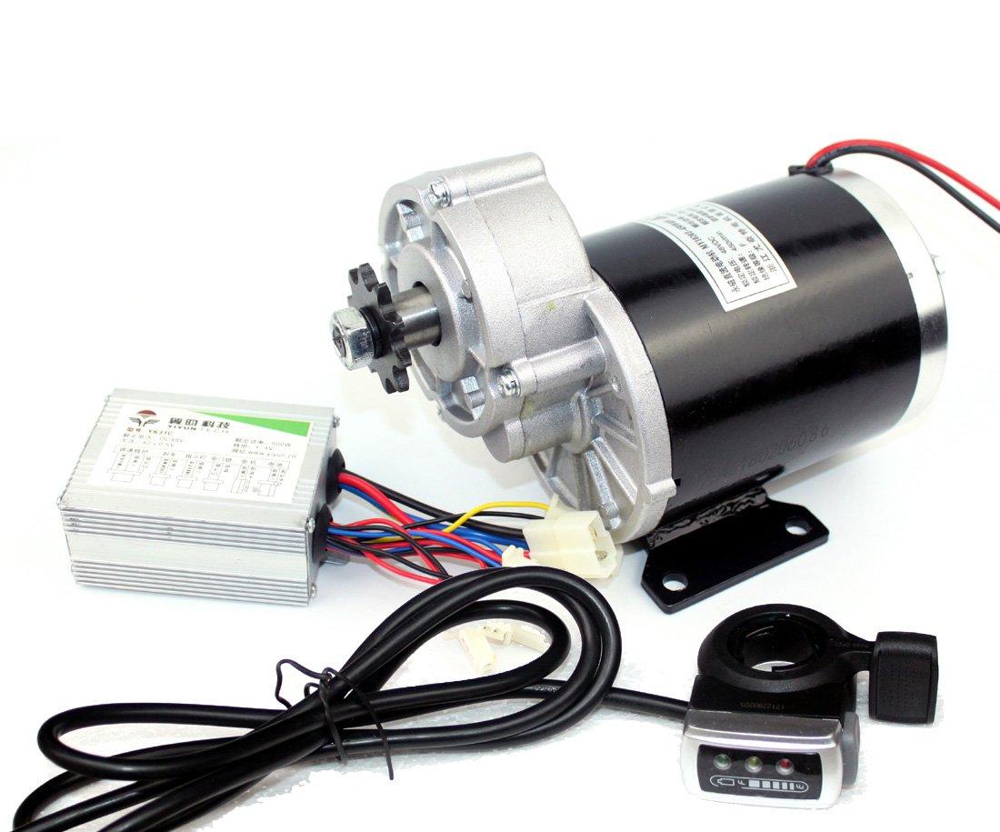 48ボルト600ワット電動三輪車モーター電動トライク人力車モーター電動tricar dcモータ電動三輪車モーターキット [並行輸入品] B07F2GX3H336V thumb kit