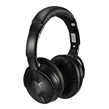 AUSDOM m04s Auriculares Bluetooth 4.0 estéreo inalámbrico Auriculares Auriculares plegable para correr de deporte con bulding-in Micrófono y NFC Gimnasio ...