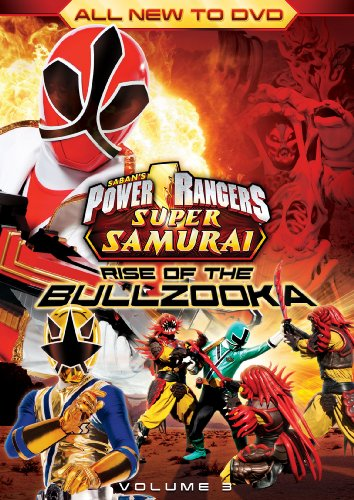 Power Rangers Super Samurai: Rise Of The Bullzooka Vol. 3 [DVD] (Power Rangers Bullzooka compare prices)