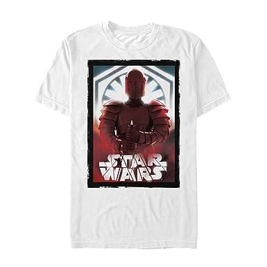 5da637133709 Amazon.com  Star Wars The Last Jedi Men s Elite Praetorian Guard T ...