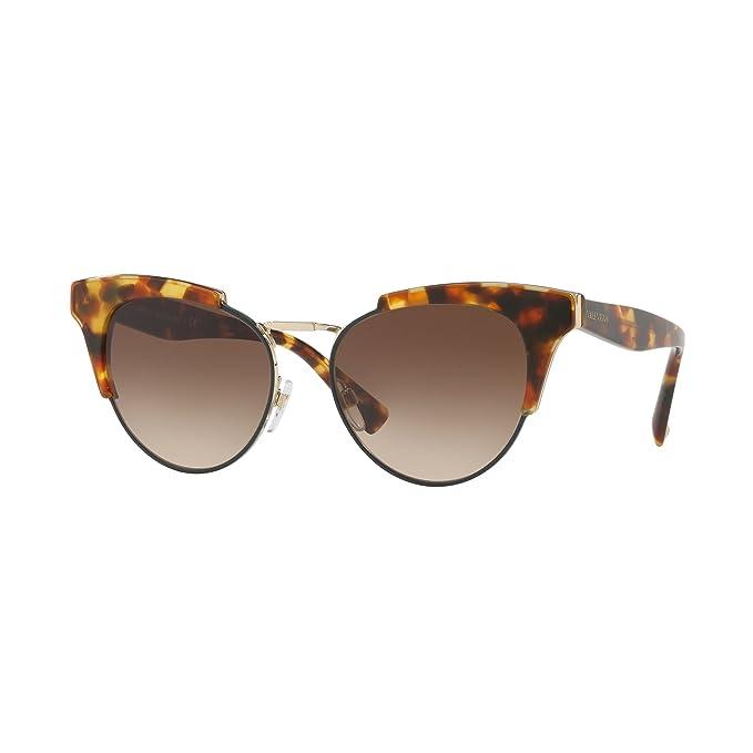 Valentino 0VA4026 501813 53 Gafas de sol, Marrón (Orange ...