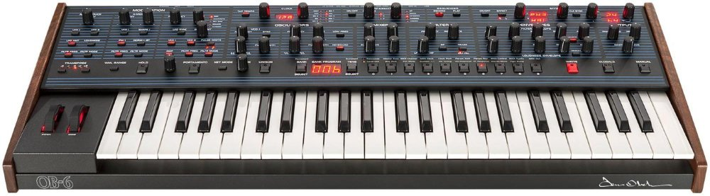 OB-6 Dave Smith Instruments DS52700