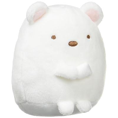 San-x Sumikko Gurashi Plush 4'' Polar Bear: Toys & Games