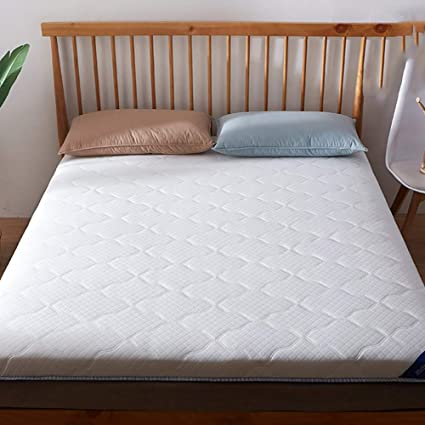 GDZFY Suave Cómodo Colchón,Tradicional Japonés Suelo Colchón Espuma Plegable Portátil Breathablemattress Primeros Colchones Dormitorio