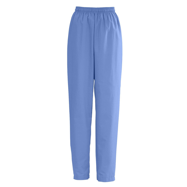 b4629ad5cc6 Amazon.com: Medline 854NCCM AngelStat Ladies Elastic With Draw Cord Scrub  Pants, Medium, Charcoal: Industrial & Scientific